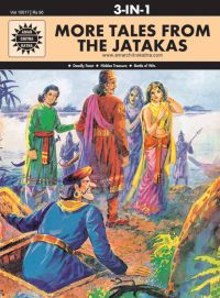 More Tales from the Jatakas (10017): Book by Anant Pai