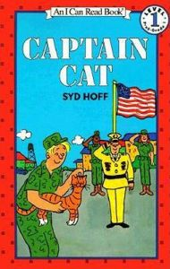 Captain Cat (English): Book by                                                       Syd Hoff was born and raised in New York City. He studied at the National Academy of Design and sold his first cartoon to  The New Yorker  when he was eighteen. He eventually became one of the most original and beloved authors and illustrators of children's books. Mr. Hoff wrote more than ... View More                                                                                                    Syd Hoff was born and raised in New York City. He studied at the National Academy of Design and sold his first cartoon to  The New Yorker  when he was eighteen. He eventually became one of the most original and beloved authors and illustrators of children's books. Mr. Hoff wrote more than fifty books for children, including the I Can Read titles  Danny and the Dinosaur ,  Oliver , and  Sammy the Seal .  Syd Hoff was born and raised in New York City. He studied at the National Academy of Design and sold his first cartoon to  The New Yorker  when he was eighteen. He eventually became one of the most original and beloved authors and illustrators of children's books. Mr. Hoff wrote more than fifty books for children, including the I Can Read titles  Danny and the Dinosaur ,  Oliver , and  Sammy the Seal .