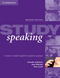 Study Speaking: Book by Joan Maclean