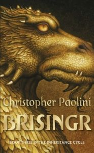 Brisingr (English) (Paperback): Book by Christopher Paolini