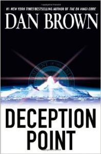 Deception Point (English): Book by Dan Brown