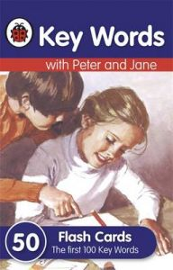 Key Words : Flash Cards : Peter & Jane: Book by Ladybird