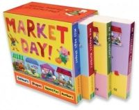 Market Day Mini Library HB English: Book by Victoria Roberts