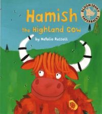 Hamish the Highland Cow: Book by Natalie Russell