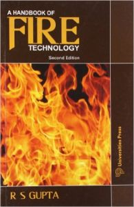 HANDBOOK OF FIRE TECHNOLOGY PB (English): Book by GUPTA