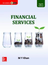 Financial Services  8th Edition : Book by M Y Khan