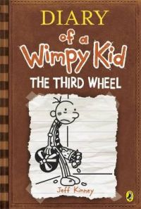 Diary of a Wimpy Kid : The Third Wheel: Book by Jeff Kinney