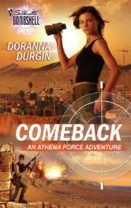 Comeback: Book by Doranna Durgin