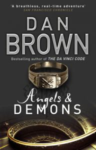 Angels And Demons (English) (Paperback): Book by Dan Brown
