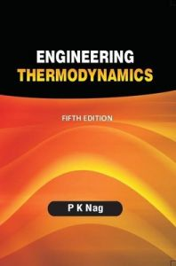 Engineering Thermodynamics (English) 5th Edition (Paperback): Book by P. Nag