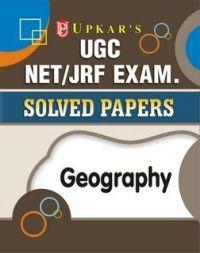 UGC NET/JRF Exam. Solved Papers Geography: Book by Editorial Board : Pratiyogita Darpan