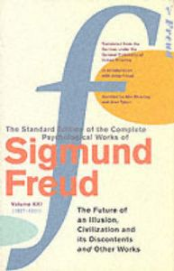 Complete Psychological Works Of Sigmund Freud, The Vol 21 : Book by Sigmund Freud