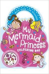 My Mermaid Princess Colouring Book: Book by Make Believe Ideas