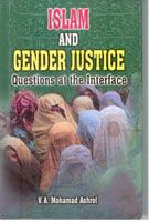 Islam And Gender Justice: Book by M. Ashrof