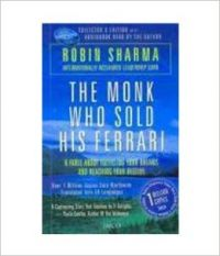 The Monk Who Sold His Ferrari (With CD) (English) (Paperback): Book by Robin S. Sharma