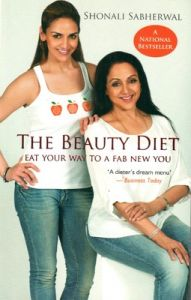 The Beauty Diet : Eat Your Way To A Fab New You (English) (Paperback): Book by Shonali Sabherwal