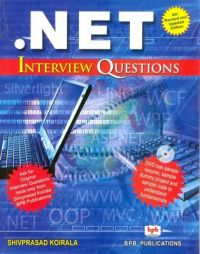 .Net Interview Questions (English) 6th Edition (Paperback): Book by Shiprasad Koirala