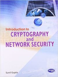 Introduction To Cryptography Security (English) (Paperback): Book by Sunil Gupta