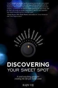 DISCOVERING YOUR SWEET SPOT: Book by Rajiv Vij