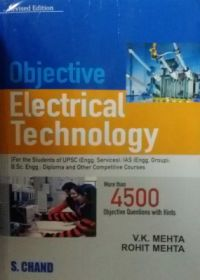 Electrical Engineering Objective Book By Vk Mehta Free Download:  Book by V. K. Mehta ,Design