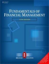 fundaments of financial management Course slides of financial management from  hall, inc fundamentals of financial management, 11/e  financial management.