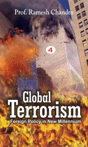 Global Terrorism: A Threat To Humanity (Terrorism In India), Vol.6: Book by Ramesh Chandra