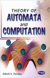 Theory of Automata And Computation For MDU 1st Edition (English) 1st Edition (Paperback): Book by Adesh K. Pandey