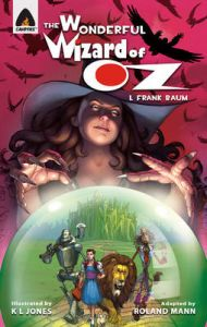 The Wonderful Wizard of Oz: Book by L. Frank Baum