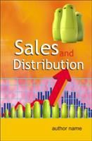 Sales And Distribution Management (Pb): Book by Amar Jyoti