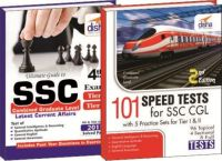 Crack SSC CGL (Tier I & Tier II) Exam (Guide + 100 Topic-Tests + 5 Practice Sets) 3rd Edition: Book by Disha Experts