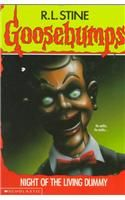 Night of the Living Dummy: Book by R. L. Stine