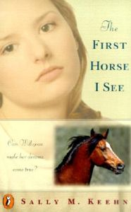 First Horse I See: Book by Sally M Keehn