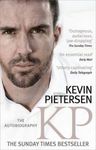 KP: The Autobiography: Book by Kevin Pietersen