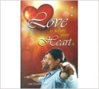 Love is where your heart is English(PB): Book by Alok Bhattacharya