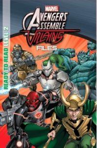 Marvel Avengers Assemble: Avengers Villain Files (Level 2) (English) (Paperback): Book by Scholastic