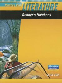 Prentice Hall Literature 2010 Readers Notebook Grade 09