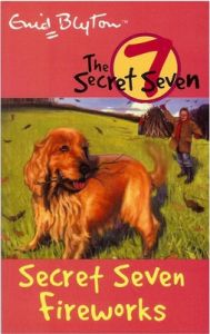 Secret Seven: 11: Secret Seven Fireworks: Book by Enid Blyton
