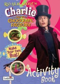 Charlie and the Chocolate Factory Activity Book: Book by Roald Dahl