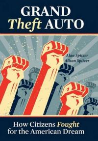 Grand Theft Auto: Book by Alan Spitzer