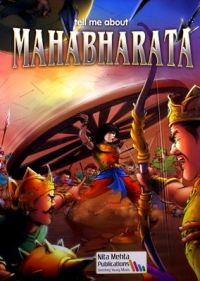 Tell Me About Mahabharata HB (English) (Hardcover): Book by Nita Mehta