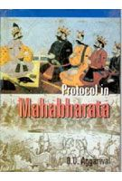 Protocol In Mahabharata: Book by Devi Dayal Aggarwal