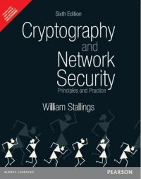Cryptography and Network Security : Principles and Practice (English) 6th Edition (Paperback): Book by William Stallings