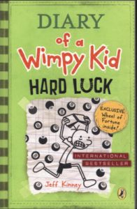 Diary of a Wimpy Kid 8 : Hard Luck (English) (Paperback): Book by Kinney, Jeff