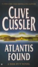 Atlantis Found: Book by Clive Cussler
