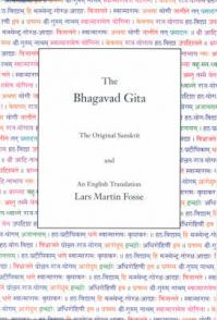 The Bhagavad Gita: Book by Lars, Martin Fosse