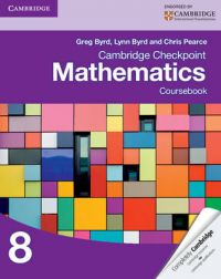 Cambridge Checkpoint Mathematics Coursebook 8: Book by Greg Byrd