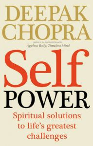 Self Power: Book by Deepak Chopra