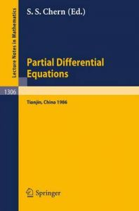 The Partial Differential Equations: Proceedings of the 7th Symposium on Differential Geometry and Differential Equations