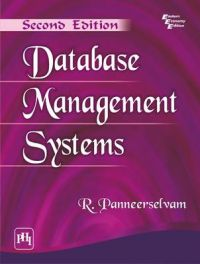 DATABASE MANAGEMENT SYSTEMS: Book by R. Panneerselvam
