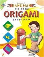 Hanuman The Big Book Origami Paper Craft English(PB)